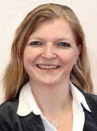 OStRin Monika Joachim, stellvertretende Schulleiterin