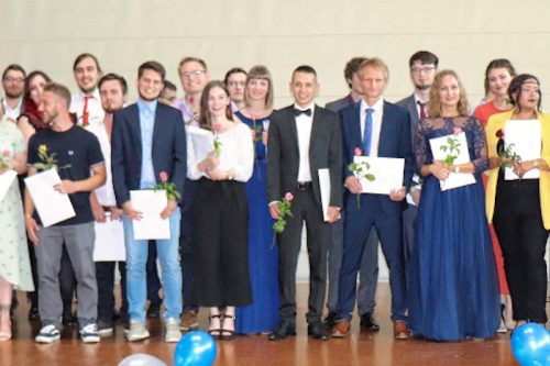 Abiturienten 2018