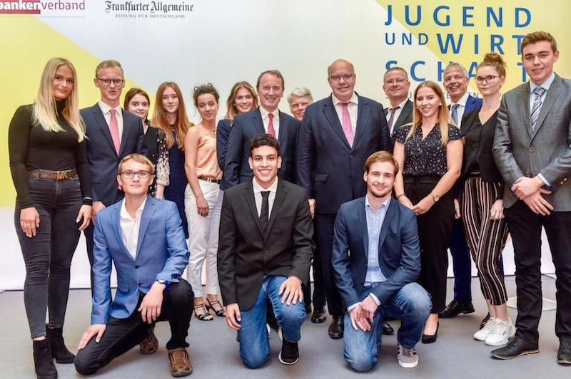 Julian Bandorf gewinnt Artikelpreis