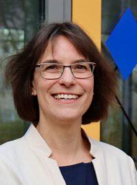 G. Seelmann Schulleiterin Bayernkolleg Porträt